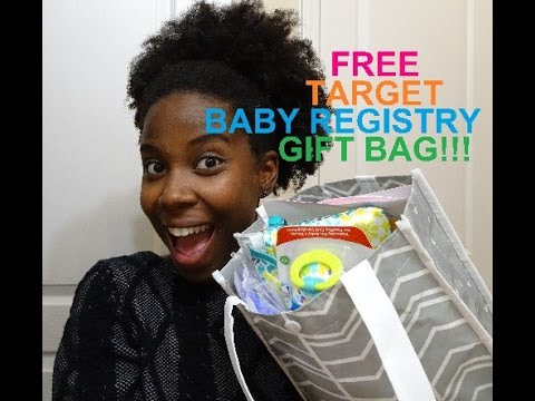 FREE Target Baby Registry Gift Bag | The4cProject