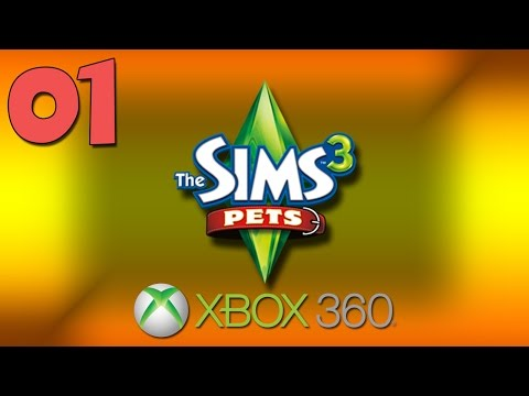 How to get a pet in sims 3 xbox -