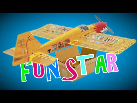 Let's Build the Pheonix Model FunStar Part 1 - Unboxing - TheRcSaylors
