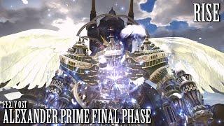 Ffxiv Ost Alexander Prime Final Phase  Timestops ( Rise )