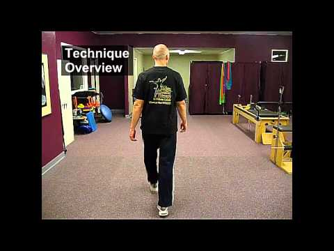 Fall Prevention Exercises (Balance Series) - Head Turn Walking