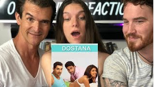 DOSTANA Trailer REACTION | John Abraham | Priyanka Chopra