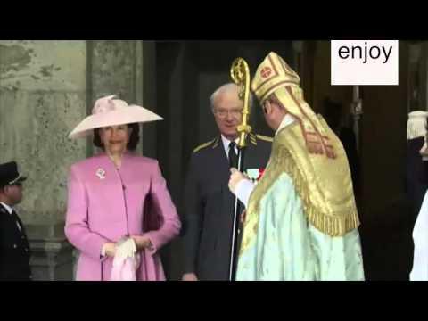 Sweden King Charles XVI Gustaf celebrates 70 birthday
