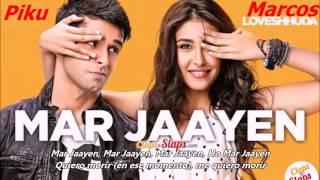 Maar Jaayen - Full Audio -  Sub Español - Atif Aslam