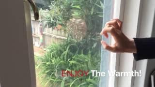 How to Install 3M Window Film Insulation (Ecobob.co.nz)