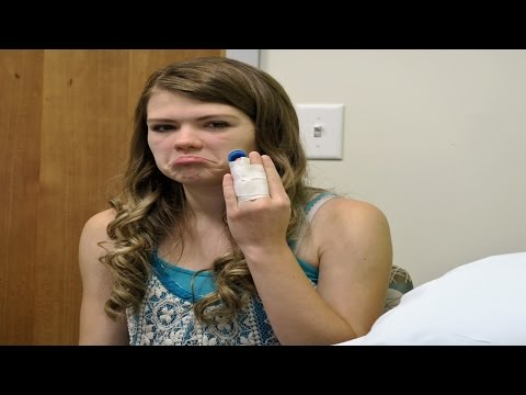 I Broke My Finger