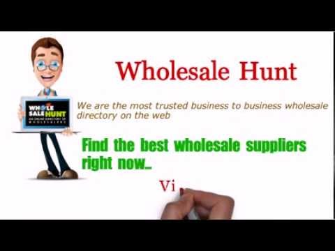 Best Wholesale Shoe Suppliers Directory Online | Wholesale Hunt