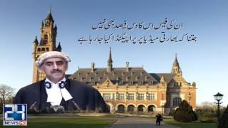 Targeted propaganda campaign by India against Pakistani lawyer at ICJ