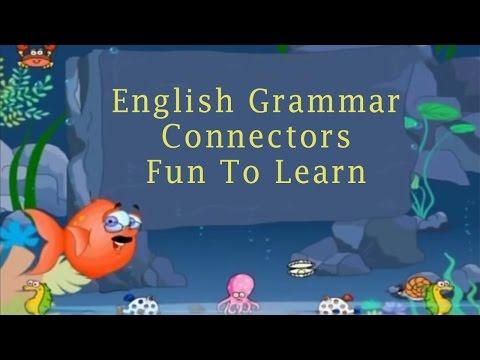 English Grammar | Connectors | Fun To Learn