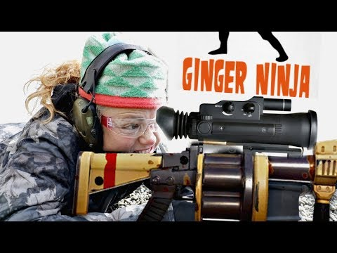 Don't Mess With A GINGER NINJA