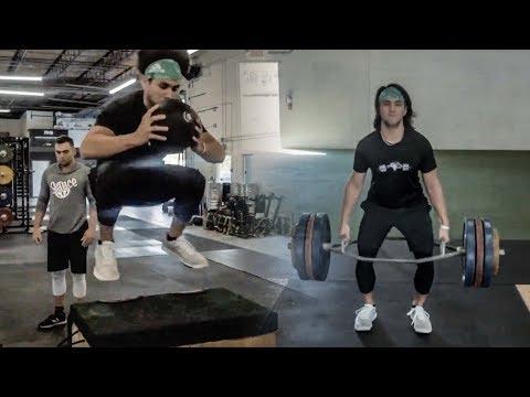 Isometric Lower Body Training