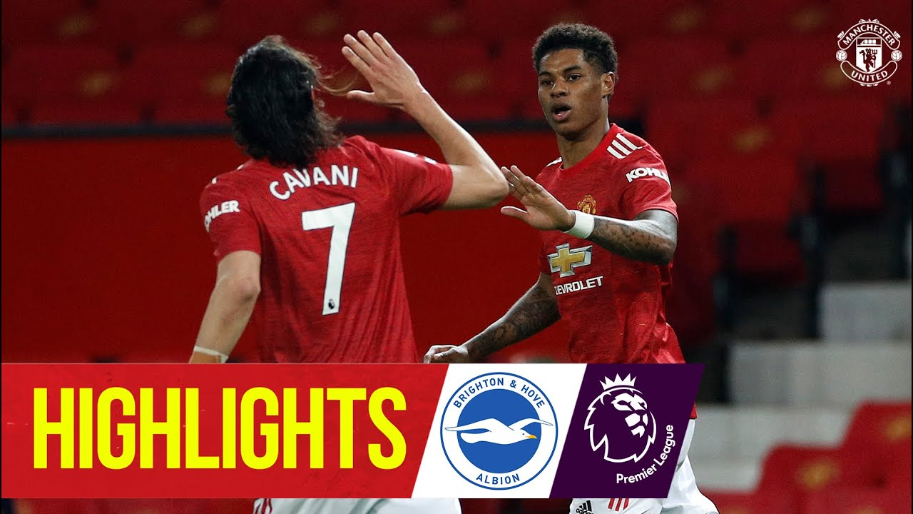 Rashford & Greenwood seal comeback win! | Manchester United 2-1 Brighton | Premier League Highlights