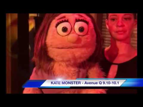 Interview with Kate Monster at The Noel S. Ruiz Theatre