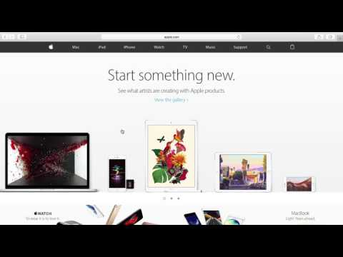 Apple Store for Education 2016