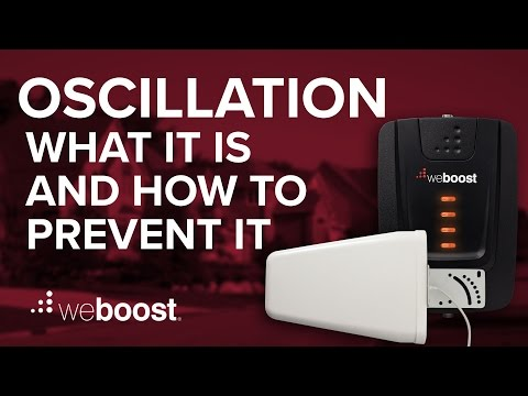 What Is Oscillation And How To Prevent It   weBoost