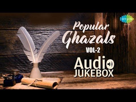 Popular Ghazals Collection - Vol. 2 | Old Hindi Songs | Audio Jukebox