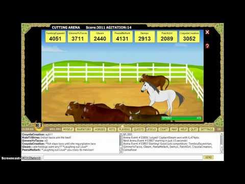 HorseIsle 2- Cutting Arena