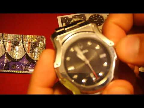 Part 5 How to change a battery on Bulova Men's watch model number C8671513/11241084