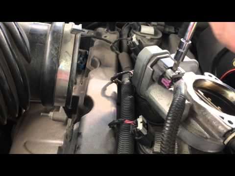 Throttle Body Cleaning Take 2 - 2004 GMC Canyon