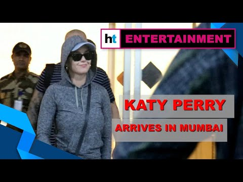 Xxx Mp4 Katy Perry Arrives In Mumbai As India Gears Up For OnePlus Music Festival 3gp Sex
