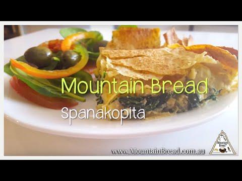 Mountain Bread™ - Spanakopita