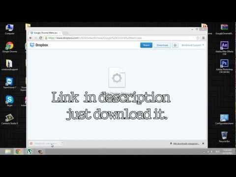 How to disable Google Chrome Metro