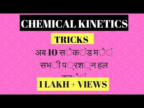 Chemical kinetics! chemical kinetics iit jee!chemical kinetics class 12!chemical kinetics in hindi