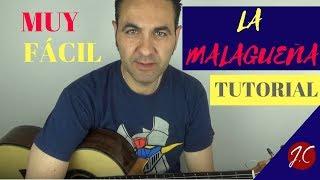 COMO TOCAR LA MALAGUEÑA MUY FACIL Y COMPLETA, Tutorial. Jerónimo de Carmen-Guitarra Flamenca.