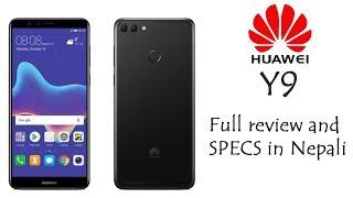 Huawei Y9 full review & SPECS in Nepali...🇳🇵...