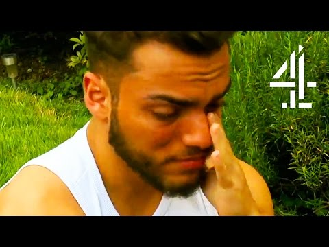 Prospective Paralympian Gets Emotional When He Discovers He Has A Date | The Undateables