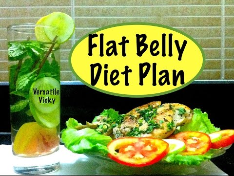 Flat Belly Diet Plan with Flat Belly Diet Drink  Lose 3 inches or Lose 10 kgs in 10 days