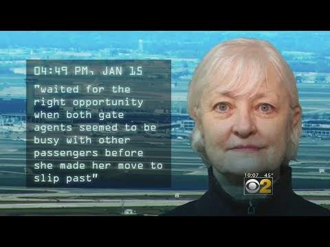 Police Report Reveals How Serial Stowaway Evaded Security At O'Hare
