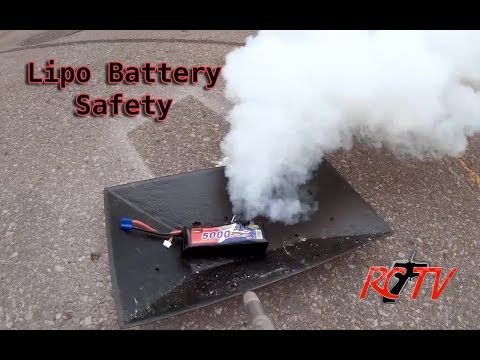 Prevent Explosions: Lipo Battery Safety & Explosion