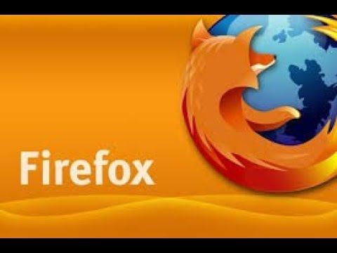 Delete Browsing History in Mozilla Firefox