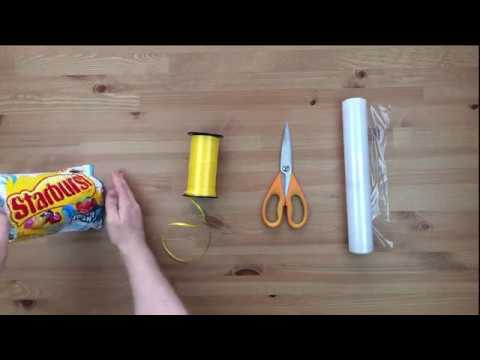 How to Make a Starburst Candy Lei