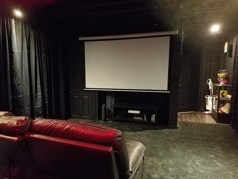 ULTIMATE HOME THEATER ON A BUDGET