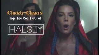Download Best Songs Of Halsey (Top Ten) Video