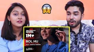 INDIANS react to Bol Hu - Soch the Band ft. Hadiya Hashmi | NESCAFÉ Basement Season 5 | 2019