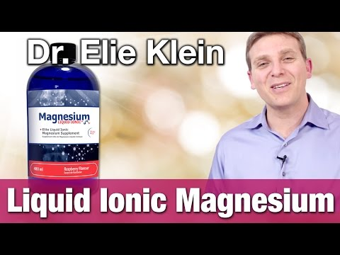 Innotech Liquid Ionic Magnesium With Dr. Elie Klein