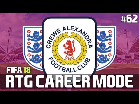 FIFA 18 RTG Career Mode | Episode 62 | HAT-TRICK FROM OUR NEW NUMBER 9?!