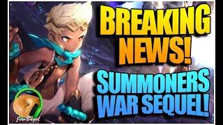 *BREAKING NEWS* on the SUMMONERS WAR SEQUEL!