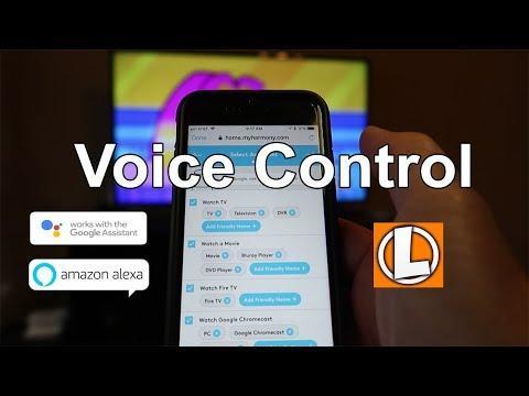Logitech Harmony Hub Review - Unboxing, Setup, Installation, Alexa and Google Home Smart Control