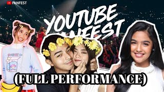 8af60aa74c84 JAMILL, PAMELA SWING AND ANDREA BRILLANTES FULL PERFORMANCE | YOUTUBE FAN  FEST 2019