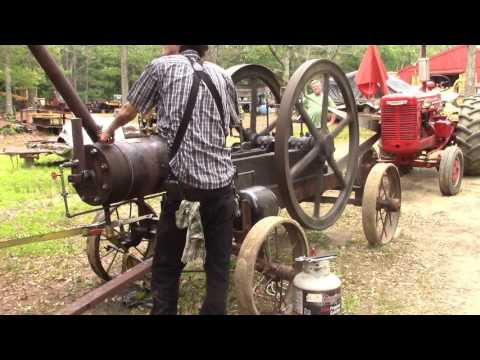 15HP Pattin Brothers - First Start in 30+ Years!