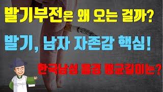 발기부전의 원인 [남성갱년기편] 2편