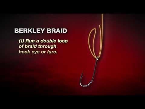 Berkley Braid Knot