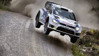 Highlights - 2014 WRC Rally Finland - Best-of-RallyLive.com