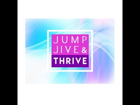 Val and Shannon Jump Jive & Thrive LIVE!