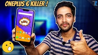 Asus Zenfone 5Z Unboxing & Overview   THE REAL ONEPLUS 6 KILLER !