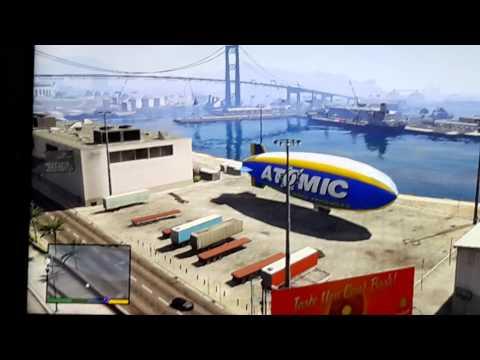 Como llegar a un dirigible